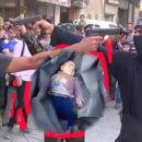 """ضحايا مدنيين نتيجة الاقتتال بين """"تحرير الشام"""" و """"تحرير سوريا"""" بريف حلب الغربي"""