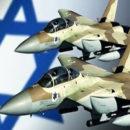 الإحتلال الإسرائيلي يقصف دمشق وقصف الأبرياء بالغوطة الشرقية هو الرد