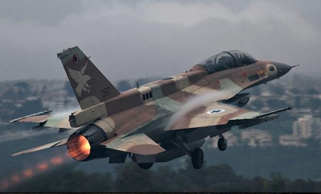 اسرائيل تجدد قصفها لمحيط العاصمة دمشق