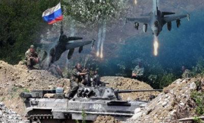 من جديد التحالف الدولي يوجه ضربة للقوات الروسية في دير الزور