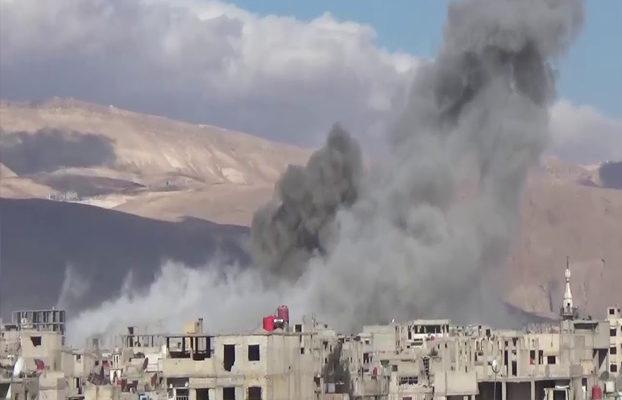المجلس المحلي لريف دمشق يوجه رسالة لمجلس الأمن