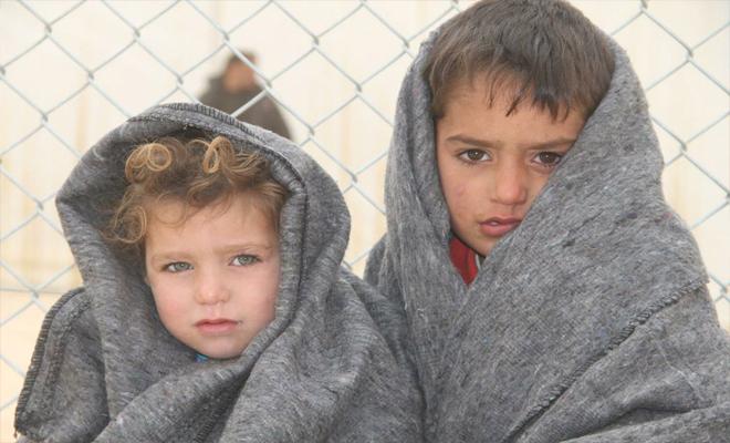 هيومن رايس ووتش : أزمة لجوء جديدة جراء القصف الروسي والسوري المتجدد
