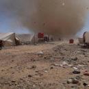 تزامناً مع الهدنة الأممية ...التحالف يرتكب مجزرة بحق المدنيين بمخيم بدير الزور