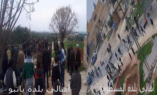 طرد تحرير الشام وسيطرة الثوار ... مطالب المدنيين بريف إدلب و حلب