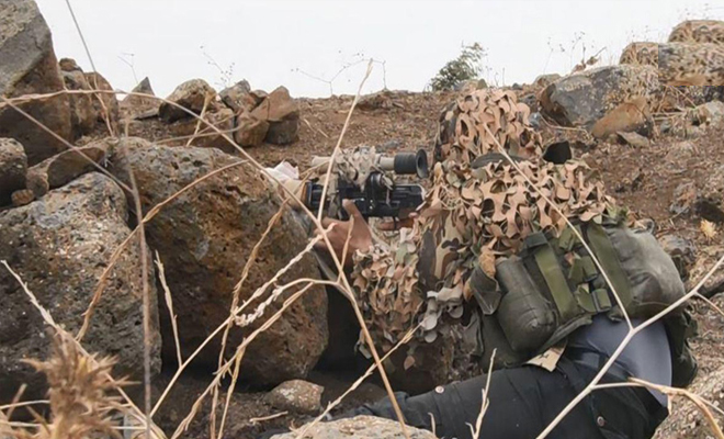 """توقف المعارك ضد داعش و """"حوض اليرموك"""" يصدر بيان للمدنيين"""