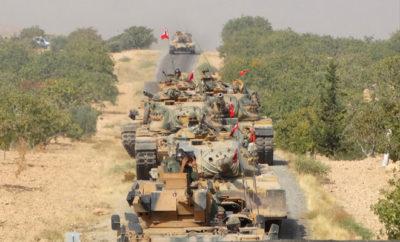 الجيش الحر بمساندة الجيش التركي يحرر قرى جديدة من أيدي الميليشيات الكردية الإرهابية