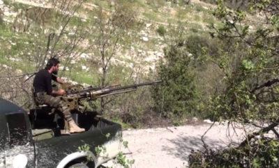 مواجهات بين الثوار و عصابات الأسد بريف اللاذقية نصرةً للغوطة