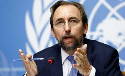 مفوض الأمم المتحدة لحقوق الإنسان : استخدام الفيتو هو حماية لمرتكبي الجرائم في سوريا