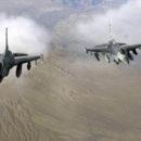 طيران التحالف الدولي يستهدف الميليشيات الايرانية بالبادية السورية موقعاً أكثر من 50 قتيل