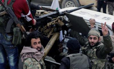 غصن الزيتون : الجيش الحر بمساندة الجيش التركي يحرر قرى جديدة بريف عفرين