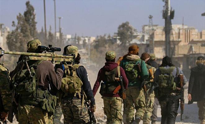 نصرة للغوطة ... فصائل الثوار تطلق معركة جديدة بريف حماة