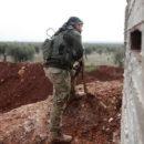 غصن الزيتون تتقدم والجيش الحر يحرر قرى جديدة في عفرين