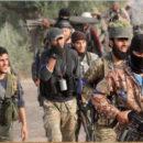 غصن الزيتون : الجيش الحر يحرر قرية وتلال ومعسكر على محور شران بريف عفرين