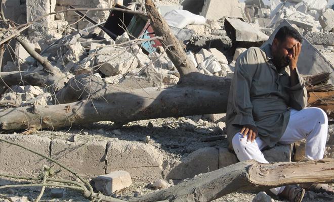 الغارديان: الأسد فقد دولته والمعارضة عاجزة ... والمدنيون فقدو الأمل في الطرفين