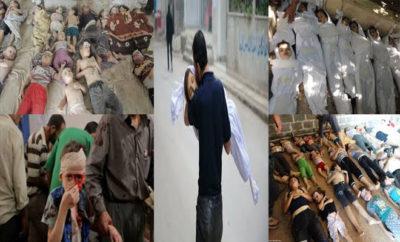 الغوطة ستصبح مقابر مفتوحة بحسب وصف المندوب الفرنسي