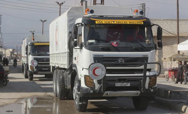الغارديان ... كشف سبب توقف شحنات المساعدة الأممية للغوطة الشرقية