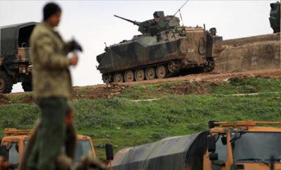 معارك عنيفة وتقدم سريع للجيشان الحر والتركي ضمن عملية غصن الزيتون في عفرين
