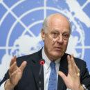 دي ميستورا : الوضع في سوريا سيؤدي إلى تقسيمها وسيعيد داعش