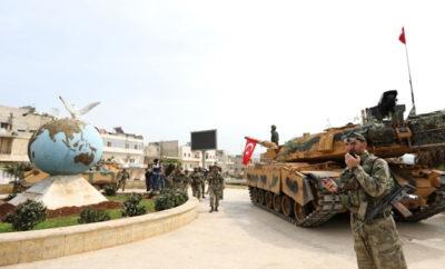ضحايا مدنيين بألغام زرعتها الميليشيات الكردية قبل خروجها من عفرين