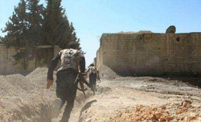 الغوطة الشرقية : 20 قتيل لعصابات الأسد في الشيفونية بكمين للثوار