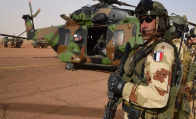 فرنسا قادرة على شن عملية بشكل منفرد في سوريا