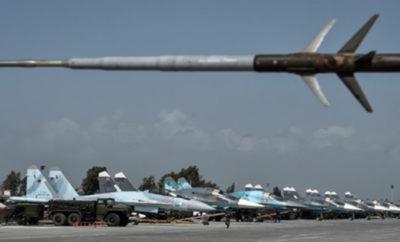 من جديد ... قاعدة حميميم هدف للطائرات المسيرة بدون طيار