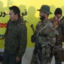 مقاتلين اجانب بصفوف الميليشيات الكردية