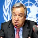 الأمين العام للأمم المتحدة يحذر من خروج الوضع في سوريا عن السيطرة