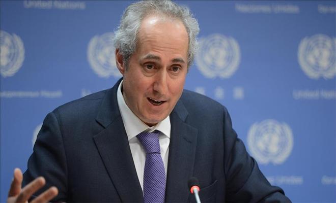 الأناضول : قلق أممي إزاء تصاعد القتال والغارات الجوية في دوما وإدلب