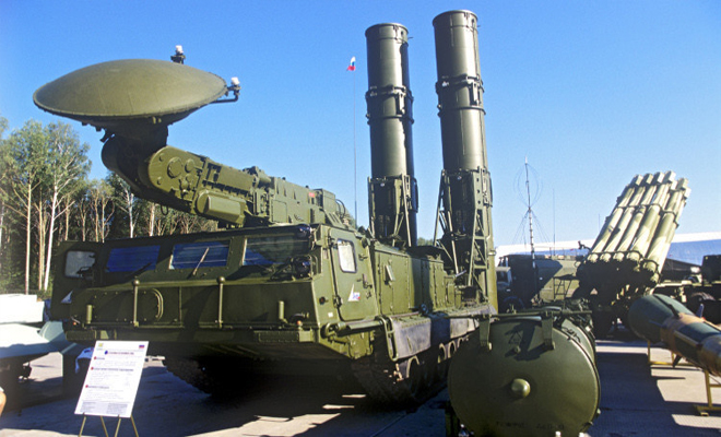 تل أبيب ستستهدف منظومة (اس300 )المضادة للطيران في حال تم تزويدها لنظام الأسد من قبل روسيا
