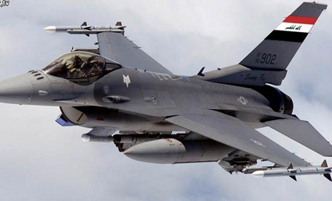 مقتل 6 قادة من تنظيم داعش بغارات للطيران العراقي في البوكمال