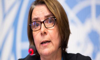 رئيسة آلية الامم المتحدة: معاناة الشعب السوري تفوق الوصف