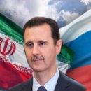 إسرائيل تكشف عن مفاجأة تتعلق بالتحالف الداعم لنظام الأسد