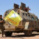 الميليشيات الكردية تسيطر على مواقع عسكرية شمال دير الزور و عصابات الأسد تنسحب منها