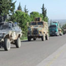 إنشاء نقطة المراقبة العاشرة للقوات التركية في الشمال السوري