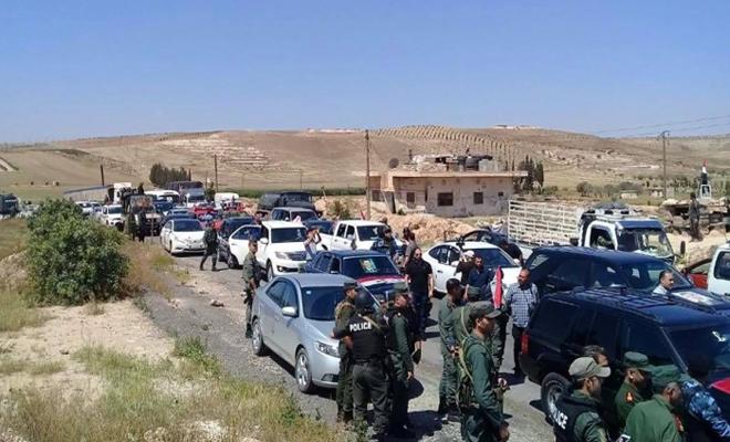 بعد تهجير السكان ... عصابات الأسد تعلن التجهيز لدخول ريف حمص الشمالي