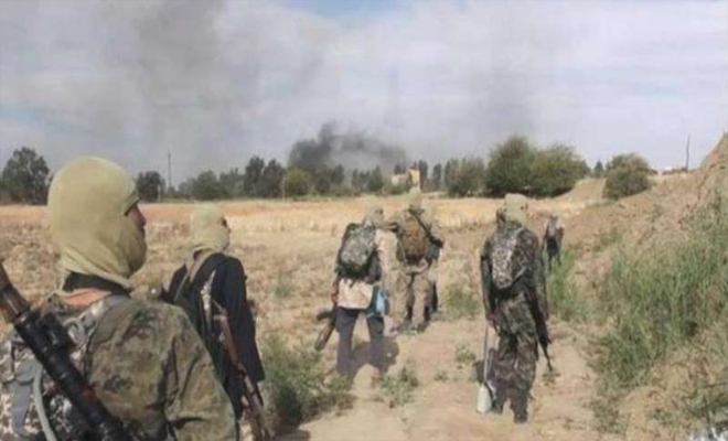 تنظيم داعش يعلن مقتل 23 عنصر من عصابات الأسد وجنود للغُزاة الروس في ريف دير الزور
