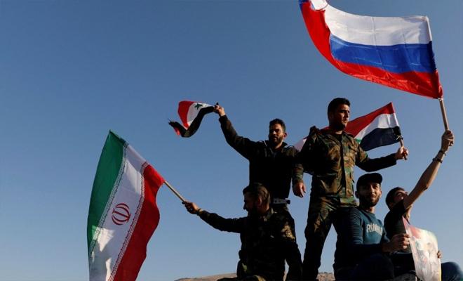 روسيا تجدد مطالبها بخروج الميليشيات الإيرانية من سوريا