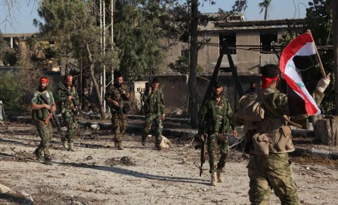 عصابات الأسد تستعد لعملية عسكرية شمال غرب حلب
