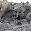 عصابات الأسد تسيطر على مخيم اليرموك بعد تهجير المدنيين نحو الشمال السوري