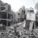 مجزرة مروعة راح ضحيتها 16 شهيد كحصيلة أولى في مخيم اليرموك