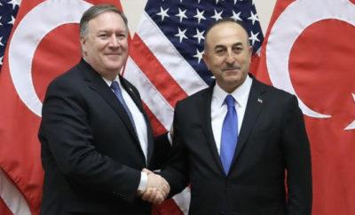 وفد أمريكي يجري مشاورات اليوم في تركيا بخصوص منبج