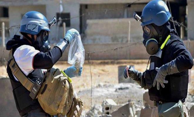 منظمة حظر الأسلحة : من الصعب تحديد زمن لإصدار التقرير النهائي لتحليل العينات