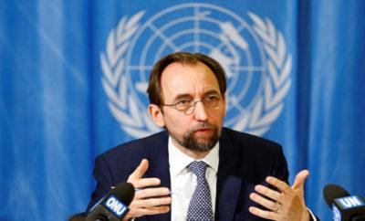 الأُمم المتحدة تدعو للحد من العنف والإلتزام بالقانون الدولي في درعا