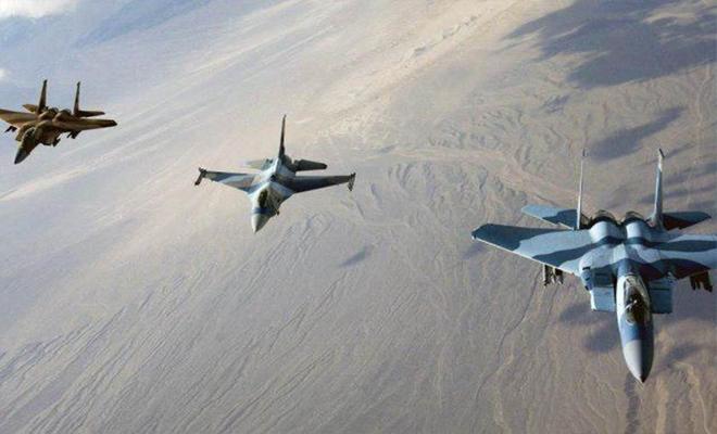 التحالف الدولي يستهدف موقعاً لعصابات الأسد بالقرب من التنف موقعاً قتلى