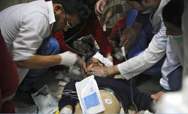 الشبكة السورية تدعو حظر الأسلحة لإتخاذ تدابير ضد نظام الأسد لاستخدامه الكيماوي