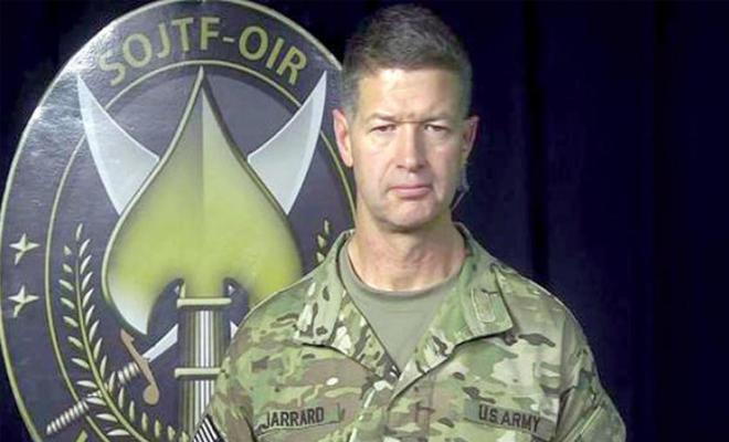 الشرق الأوسط :التحالف الدولي دعم المناطق المحررة يمنع عودة داعش