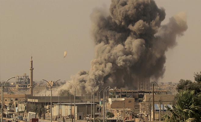 العفو الدولية: التحالف الدولي بقيادة أمريكا يشن حرب إبادة في مدينة الرقة