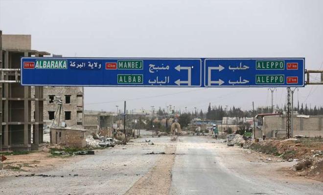 الميليشيات الكردية الإرهابية تعلن سحب قواتها من مدينة منبج