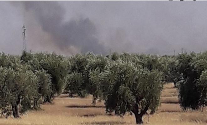 الميليشيات الكردية تحرق منازل المدنيين في تل رفعت رداً على انسحابها من منبج